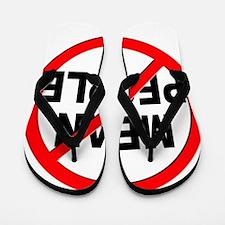 Anti / No Mean People Flip Flops