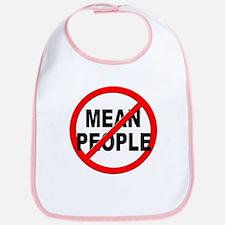 Anti / No Mean People Bib