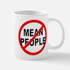 Anti / No Mean People Mug