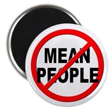 Anti / No Mean People Magnet