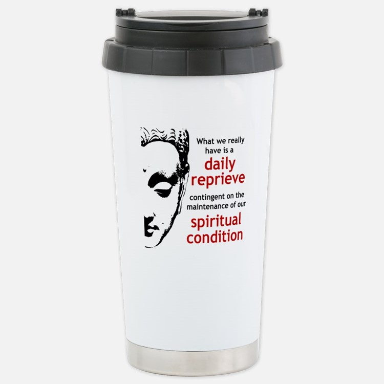 Spiritual Condition Travel Mug