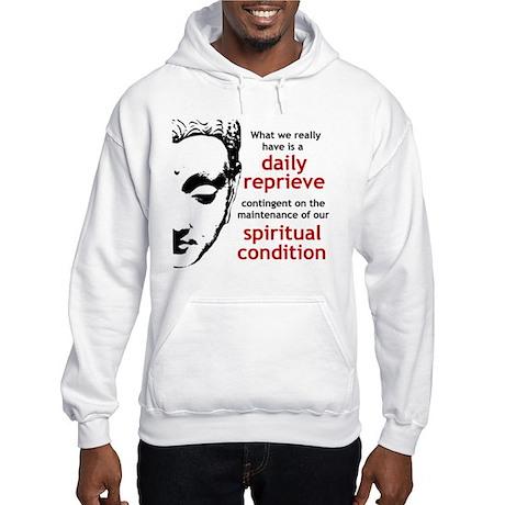 Spiritual Condition Hooded Sweatshirt