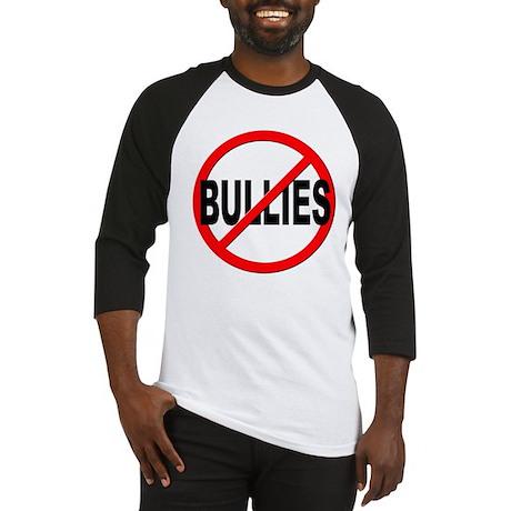 Anti / No Bullies Baseball Jersey