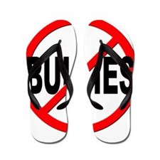Anti / No Bullies Flip Flops