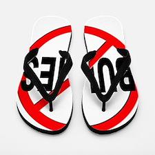 Anti / No Bullies Flip Flops
