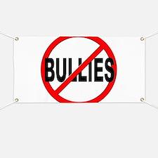 Anti / No Bullies Banner