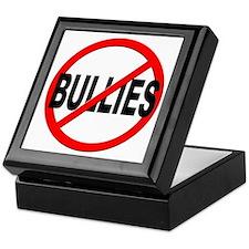 Anti / No Bullies Keepsake Box