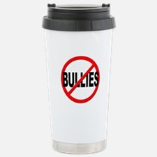 Anti / No Bullies Travel Mug
