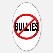 Anti / No Bullies Decal