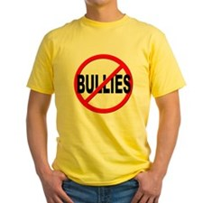 Anti / No Bullies T