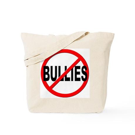 Anti / No Bullies Tote Bag