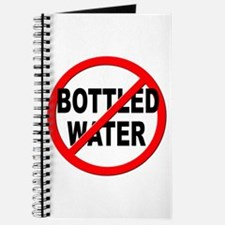 Anti / No Bottled Water Journal