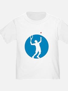 tennis player T