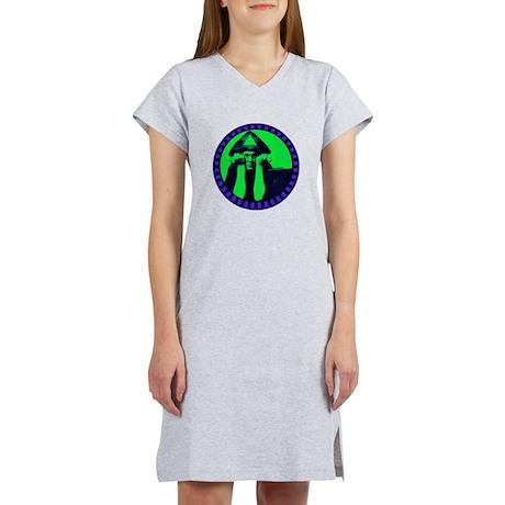 Aleister Crowley Women's Nightshirt