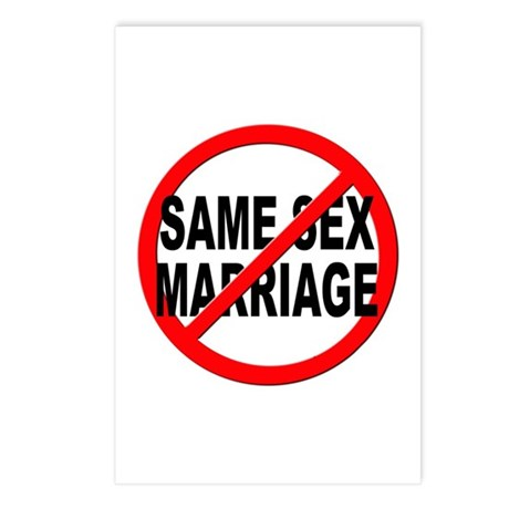 no same sex marriage symbol in Brantford