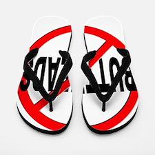 Anti / No Buttheads Flip Flops