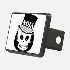 NOLA Skull Tatoo Hitch Cover