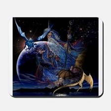 Wizzard & Dragon Mousepad