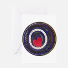LEATHER PRIDE DOMED DISC/LIKE GETTIN LAID CARDS10P