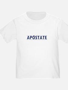 Apostate T