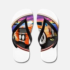 Awesome Super Tuned GT 500 Flip Flops