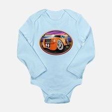 Awesome Super Tuned GT 500 Long Sleeve Infant Body