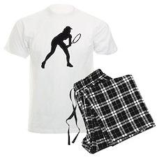 female tennis player Pajamas