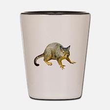 Cat Squirrel Shot Glass