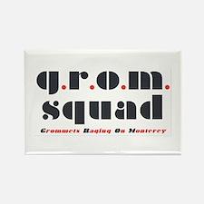 "Single ""grom squad"" Magnet"