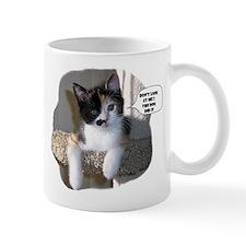 Unique Calico Mug