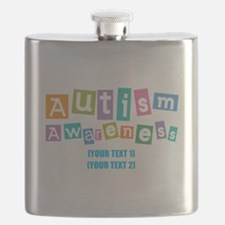 Personalize Autism Awareness Flask