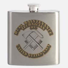 Navy - Rate - HT Flask