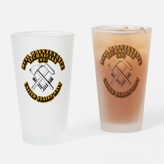 Navy - Rate - HT Drinking Glass