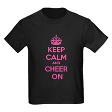 Keep calm and cheer on T