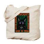 Boycott Made In China Save Do Tote Bag