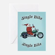 Jingle Bike Greeting Cards (Pk of 20)