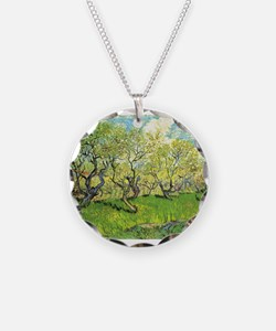 Orchard in Blossom Necklace