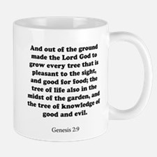 Genesis 2:9 Mug