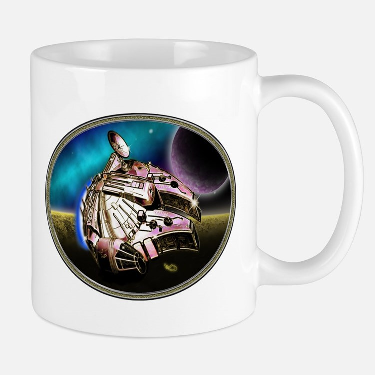 Super Tuned Falcon Mug