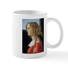 Portrait of Simonetta Vespucci Mug