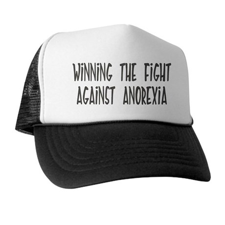 Winning The Fight Against Ano Trucker Hat
