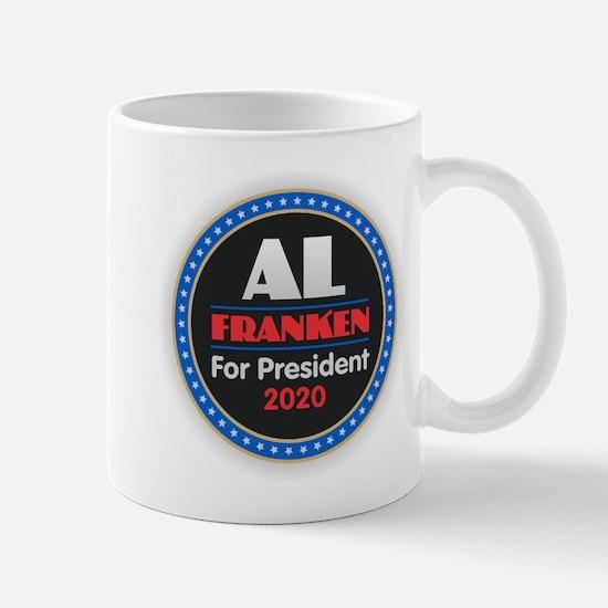 Al Franken for President Mugs