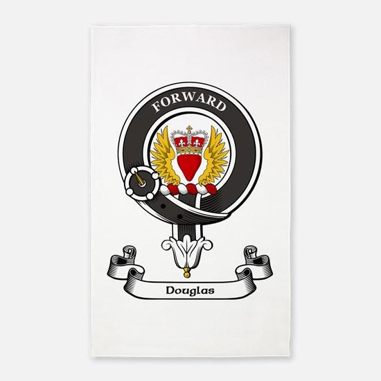 Badge-Douglas [Dumfries] Area Rug