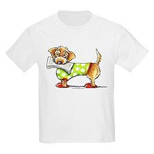 WH Dachshund Apple T-Shirt