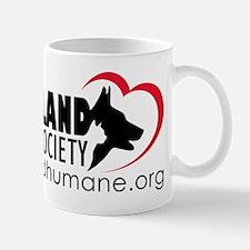 Heartland humane society corvallis Mug