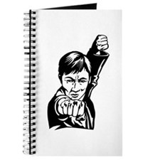 Shaolin Kung Fu Tee Journal