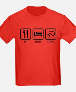 Eat Sleep Yo-Yo T