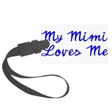mimibluewitched.png Luggage Tag