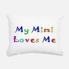 mimijokermanmulti.png Rectangular Canvas Pillow