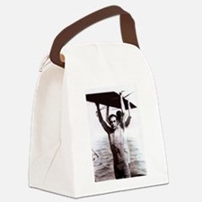 valentinoswimsuit.png Canvas Lunch Bag
